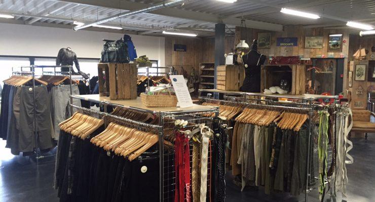 Kringloopwinkels verkopen meer en betere spullen