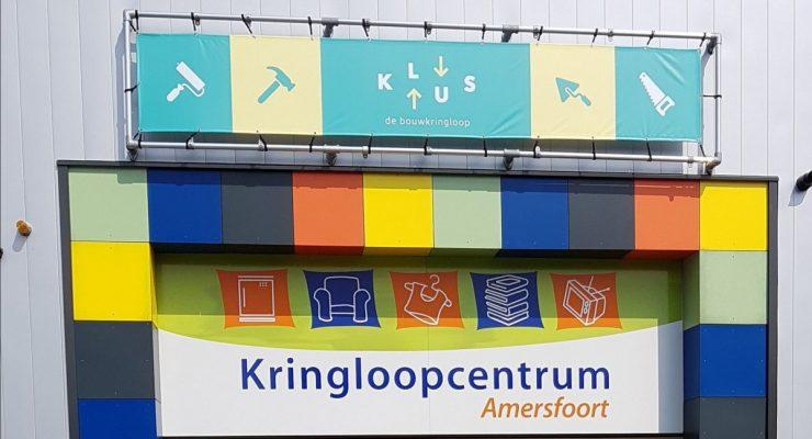 Kringloopcentrum Amersfoort genomineerd voor leerbedrijf van het jaar