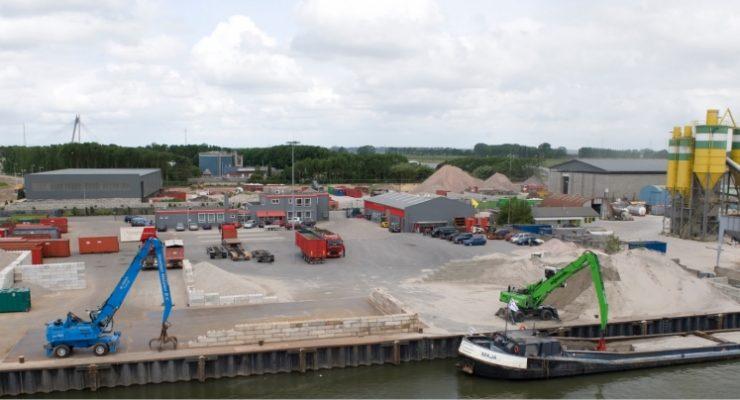 Kringloop Kampen breidt uit op de milieustraat en start een bouwkringloop